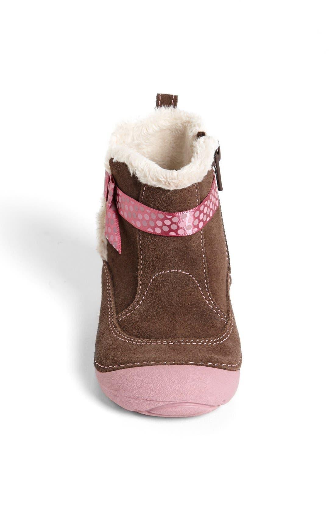Alternate Image 3  - Stride Rite 'Gellar' Boot (Baby & Walker)