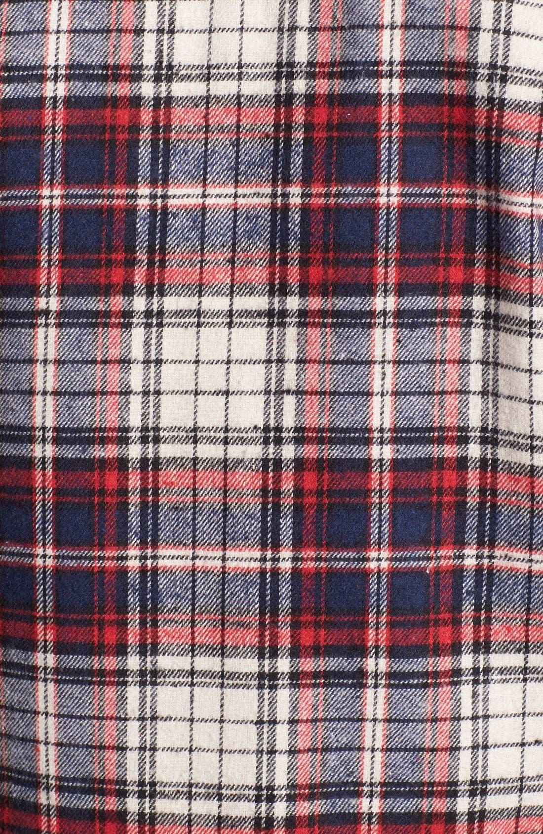 Alternate Image 3  - Kane & Unke 'Darin's Fave' Plaid Flannel Shirt