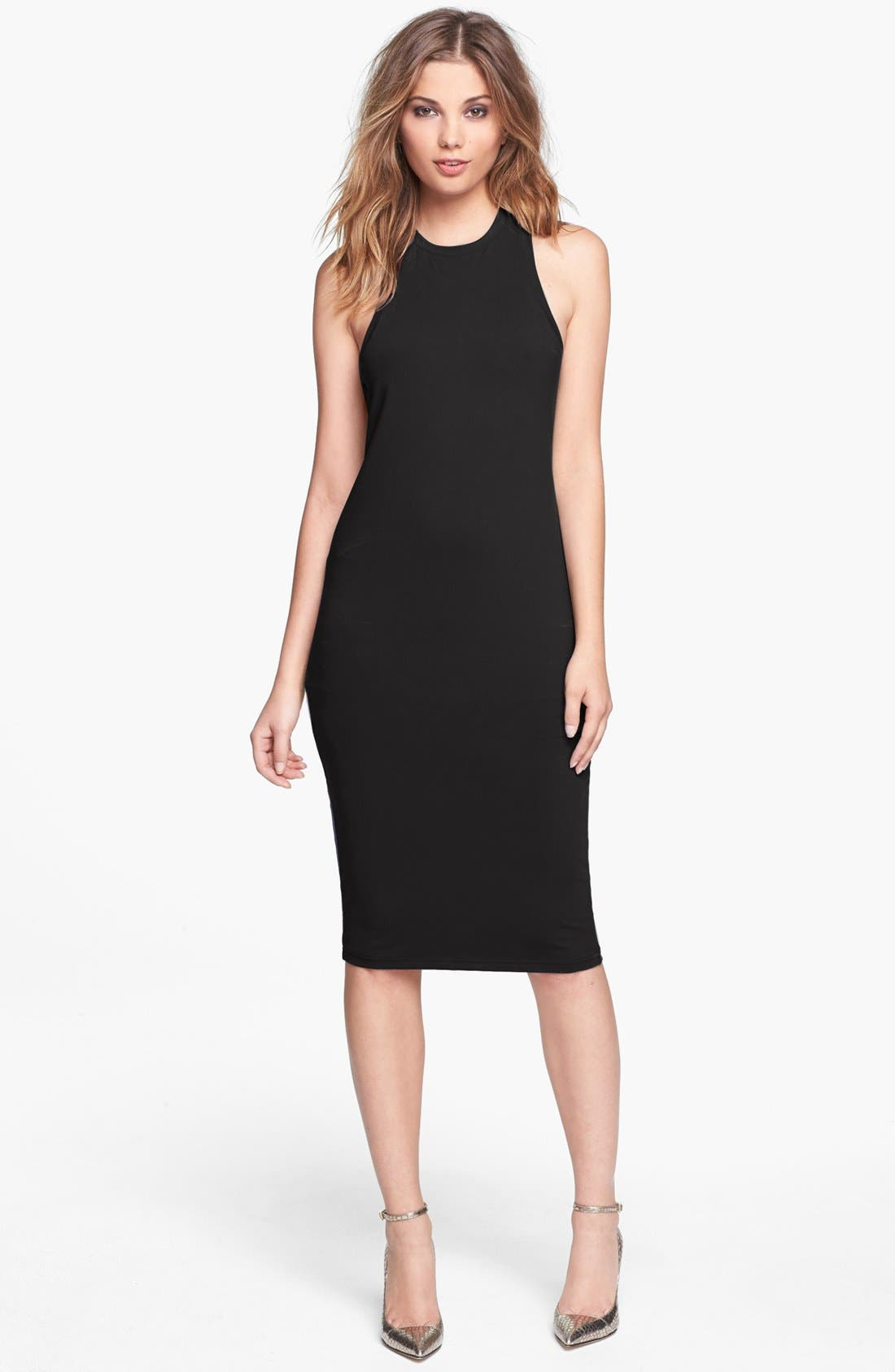 Alternate Image 1 Selected - Leith 'Cut In' Tank Dress