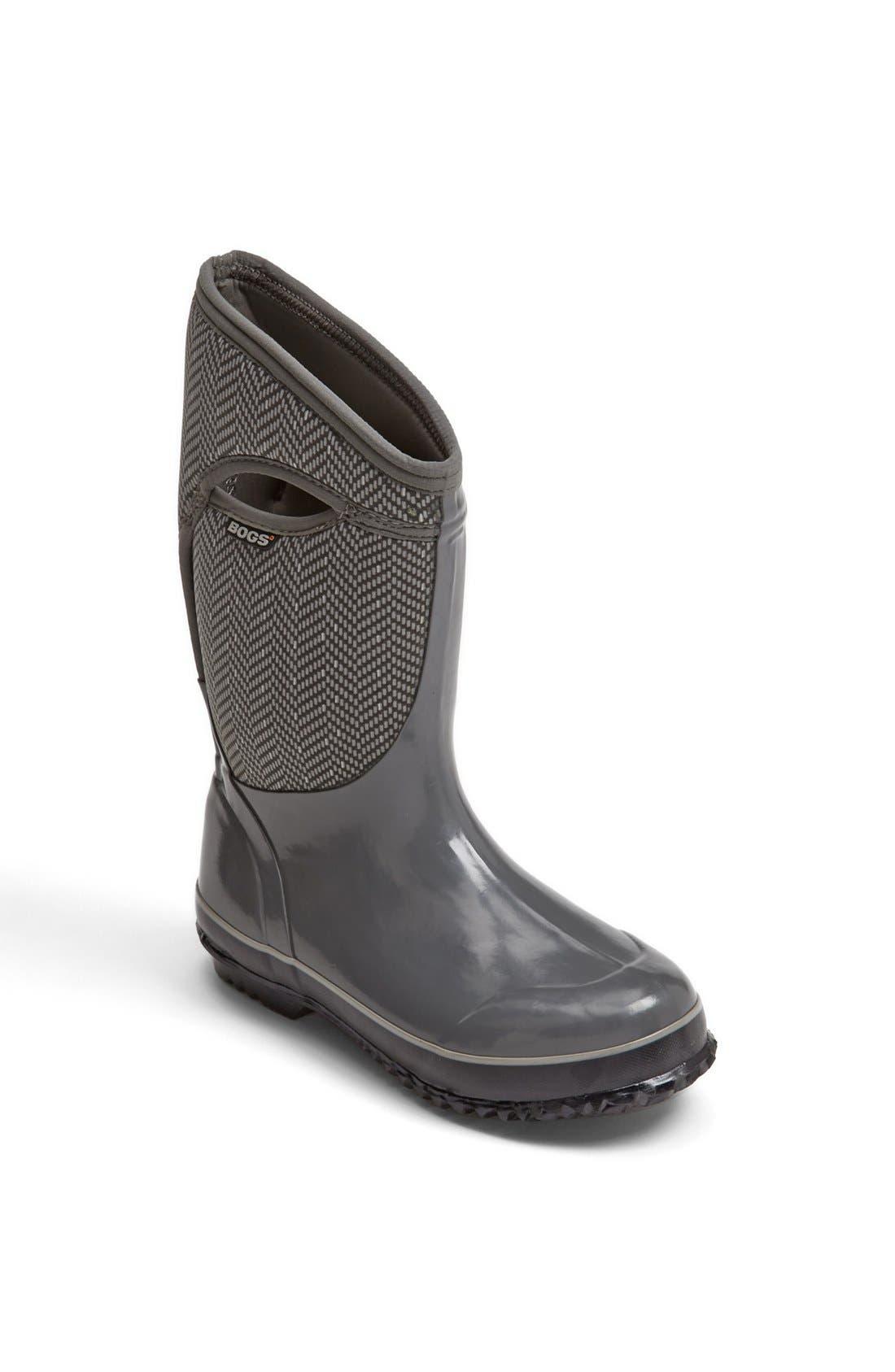 Main Image - Bogs Footwear 'Plimsoll' Boot (Little Kid & Big Kid)