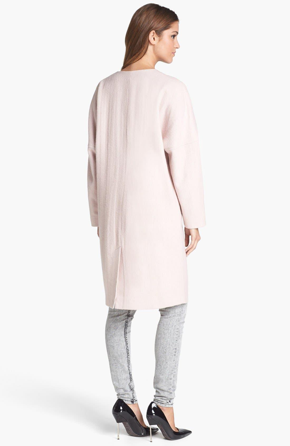Alternate Image 2  - Tildon 'Lofty' Wool Coat