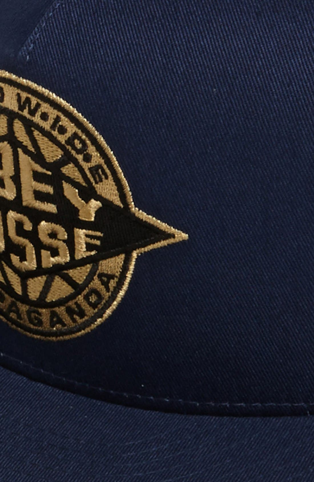 Alternate Image 3  - Obey 'Ill' Snapback Baseball Cap
