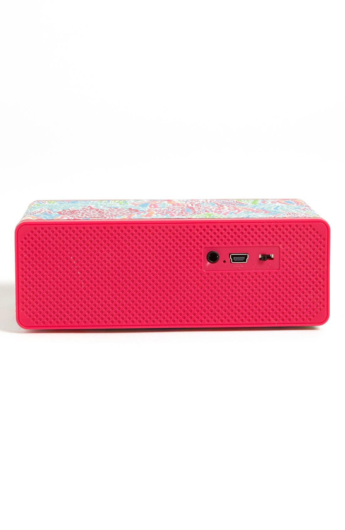 Alternate Image 2  - Lilly Pulitzer® 'Let's Cha Cha' Wireless Bluetooth® Speaker