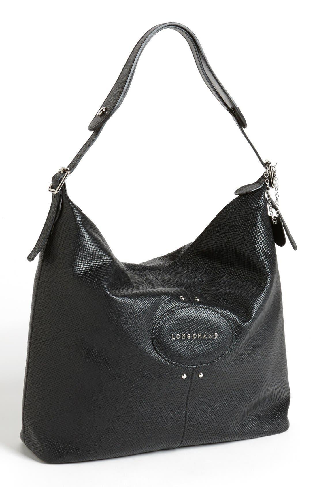 Main Image - Longchamp 'Quadri' Hobo