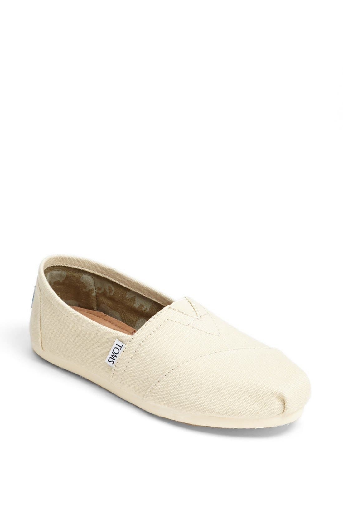 TOMS Classic Canvas Slip-On (Women)