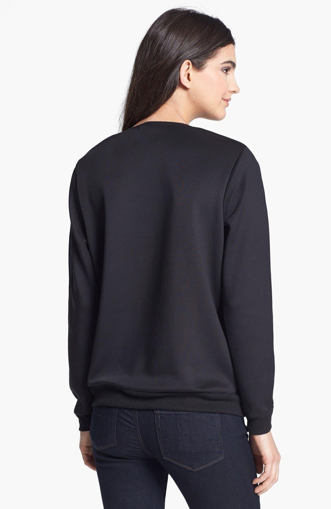 Alternate Image 2  - WAYF 'Baroque' Sweatshirt