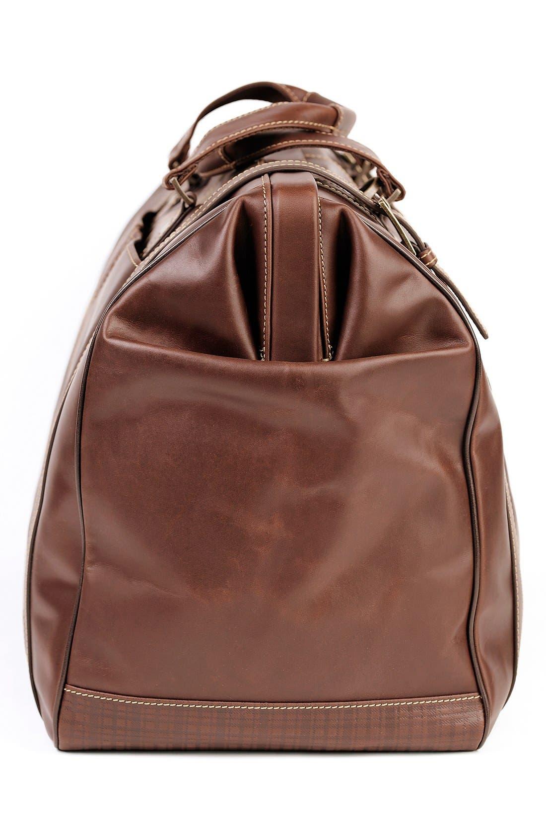 Alternate Image 5  - Boconi 'Bryant' Duffel Bag