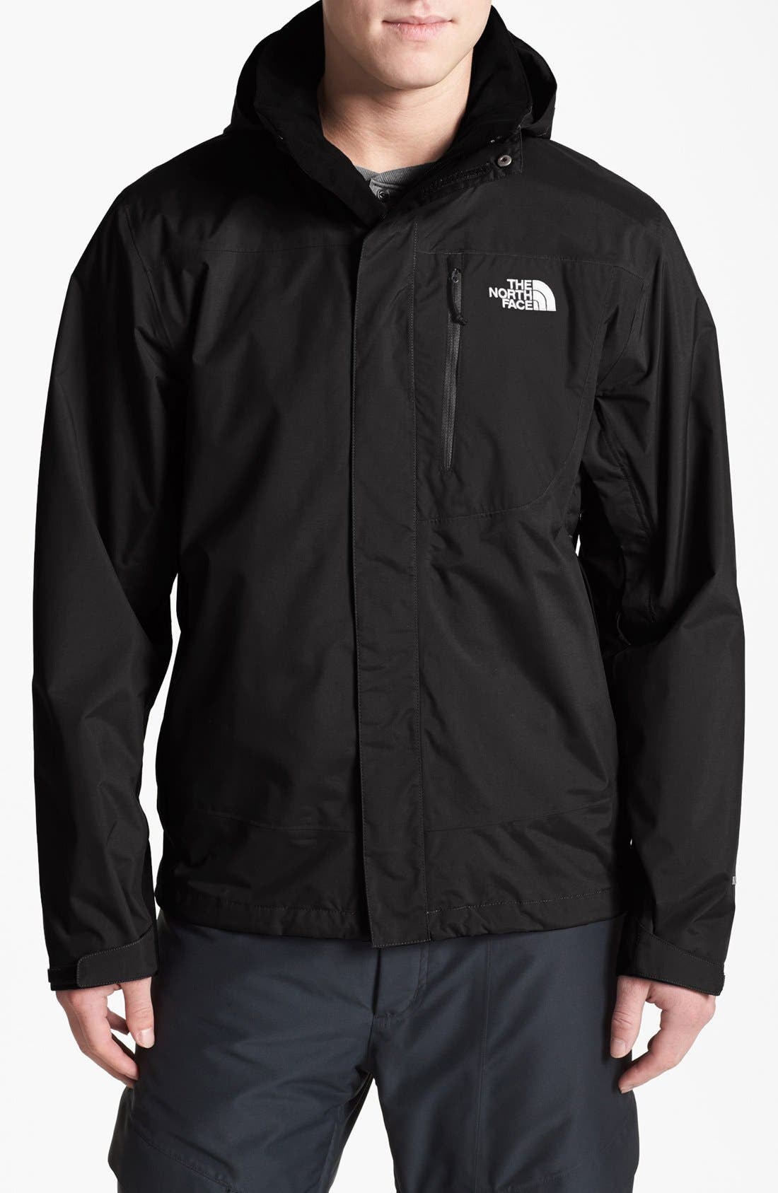 Alternate Image 1 Selected - The North Face 'Varius Guide' Seam Sealed Waterproof Jacket