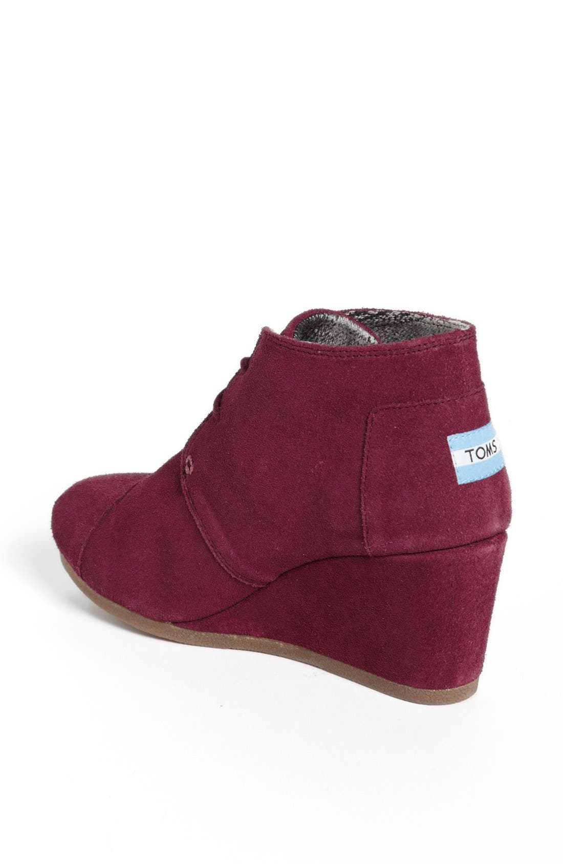 Alternate Image 3  - TOMS 'Desert' Wedge Bootie
