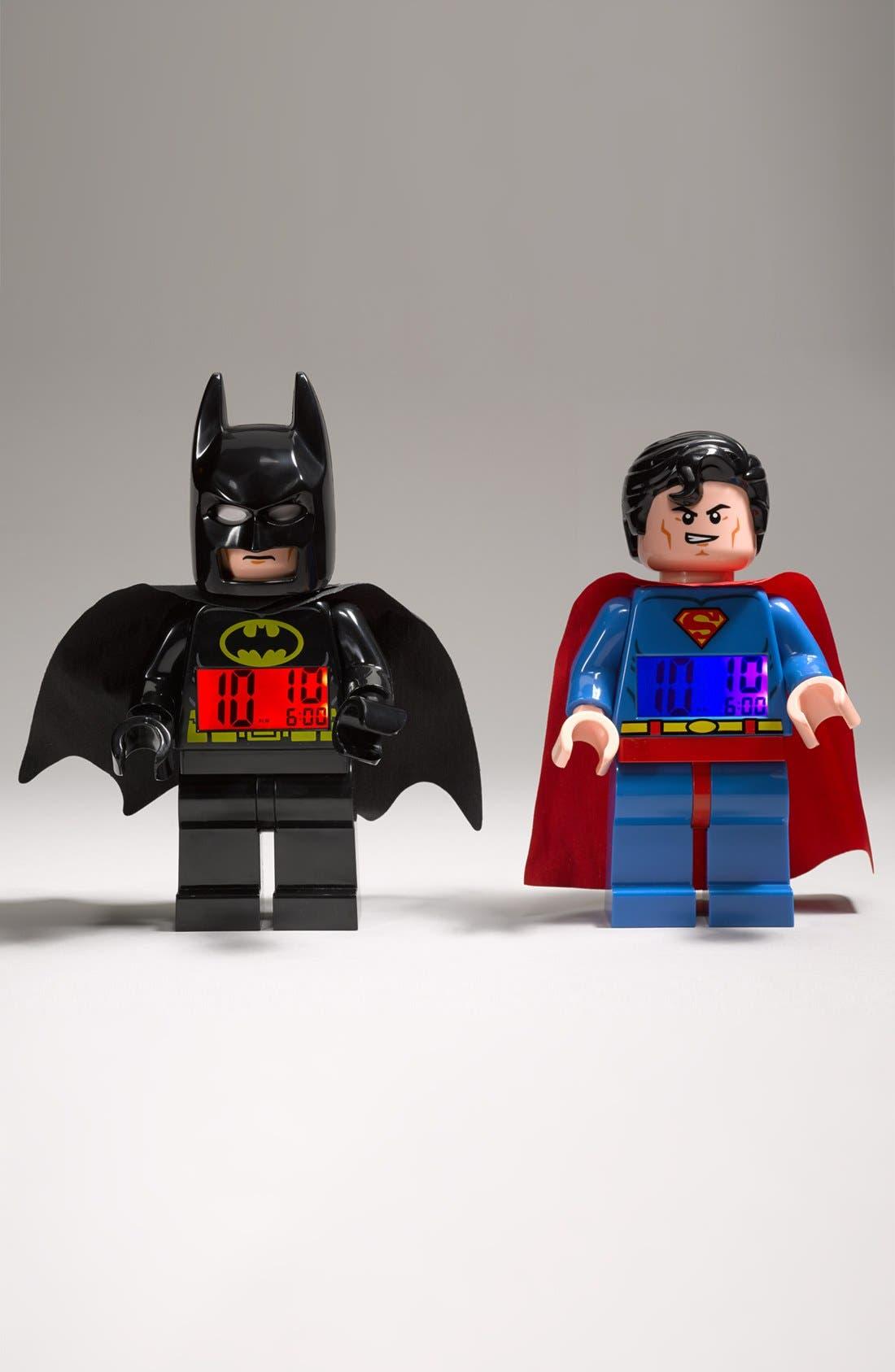 Alternate Image 2  - LEGO® 'Superman' Alarm Clock