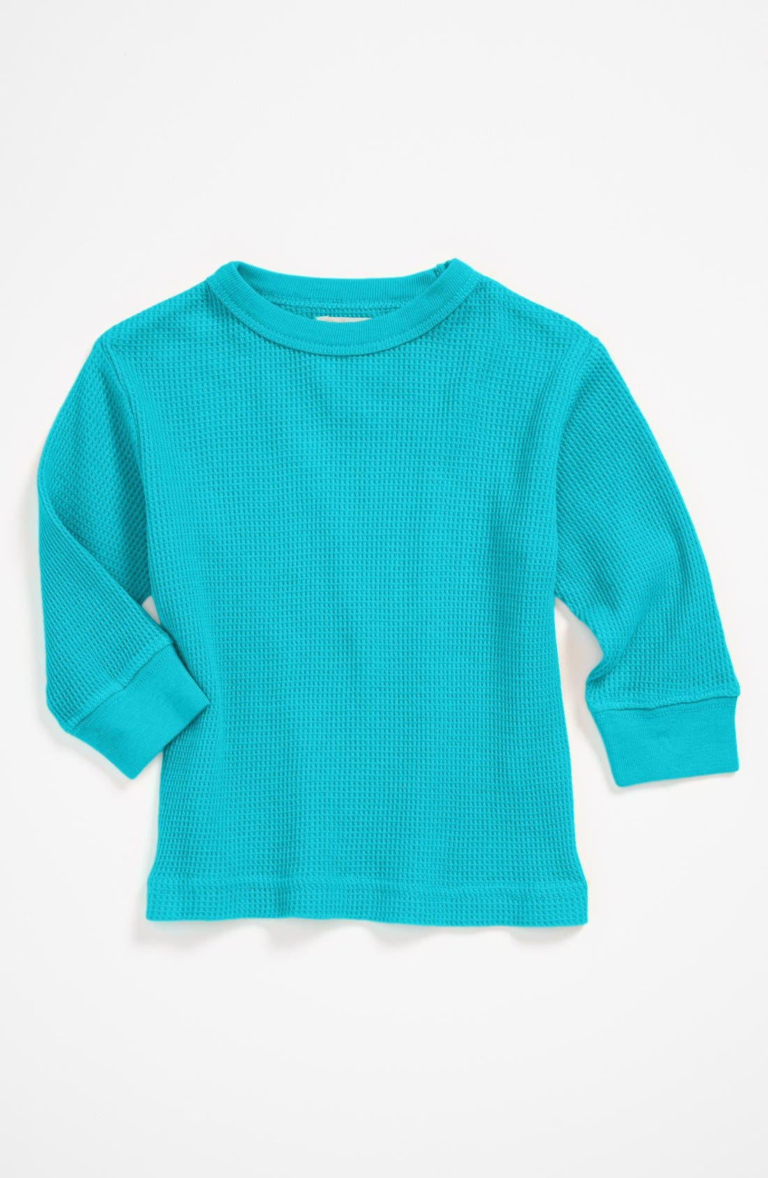 Alternate Image 1 Selected - Peek Layering Thermal Shirt (Baby Boys)