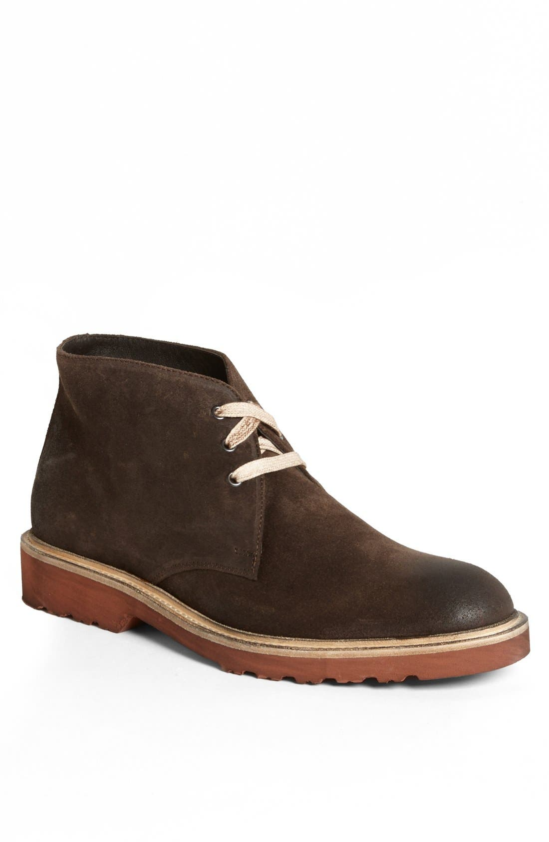 Alternate Image 1 Selected - Boemos Suede Chukka Boot