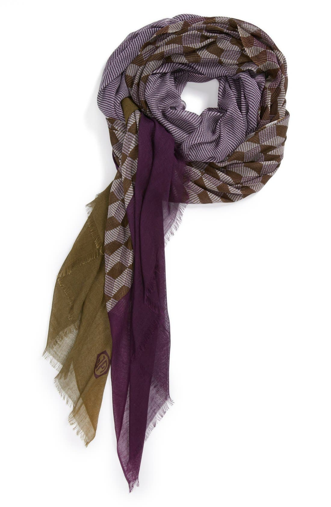 Alternate Image 1 Selected - Jonathan Adler 'Ikat' Scarf