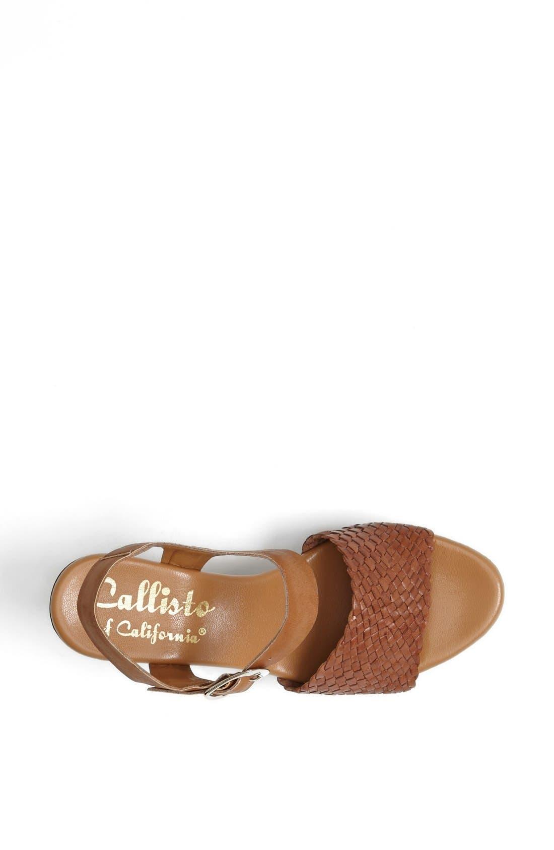 Alternate Image 3  - Callisto 'Allure' Sandal