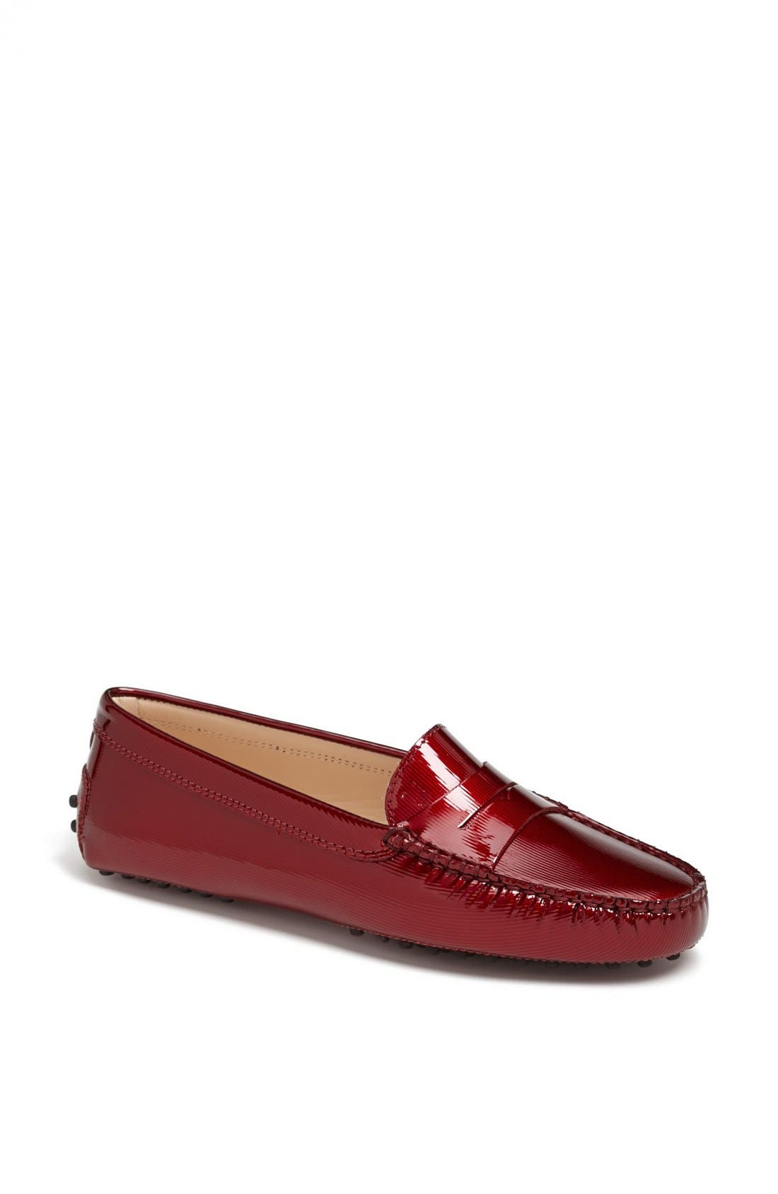 Main Image - Tod's 'Gommini' Penny Front Driving Moccasin