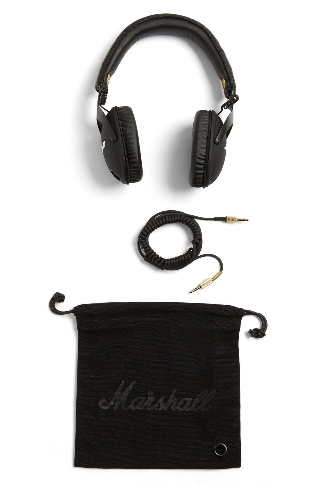 Alternate Image 2  - Marshall 'Monitor' Over Ear Headphones
