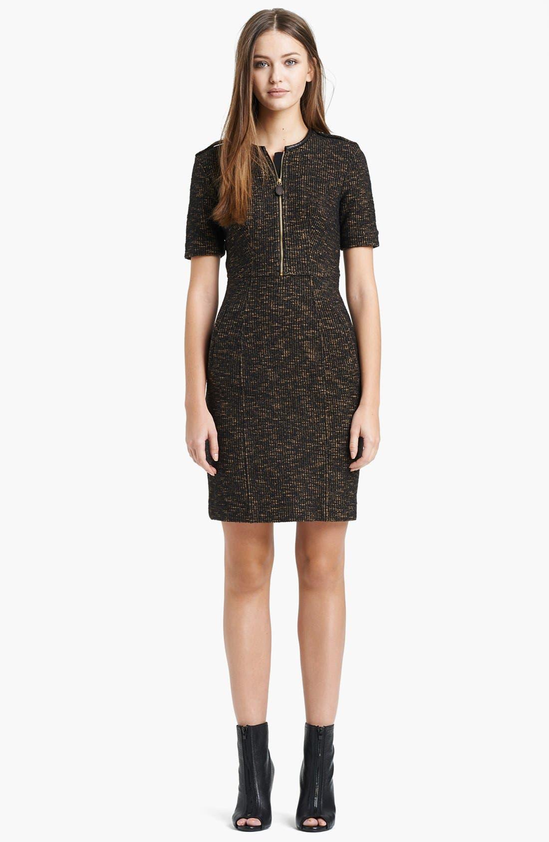 Alternate Image 1 Selected - Burberry Brit 'Giselle' Dress