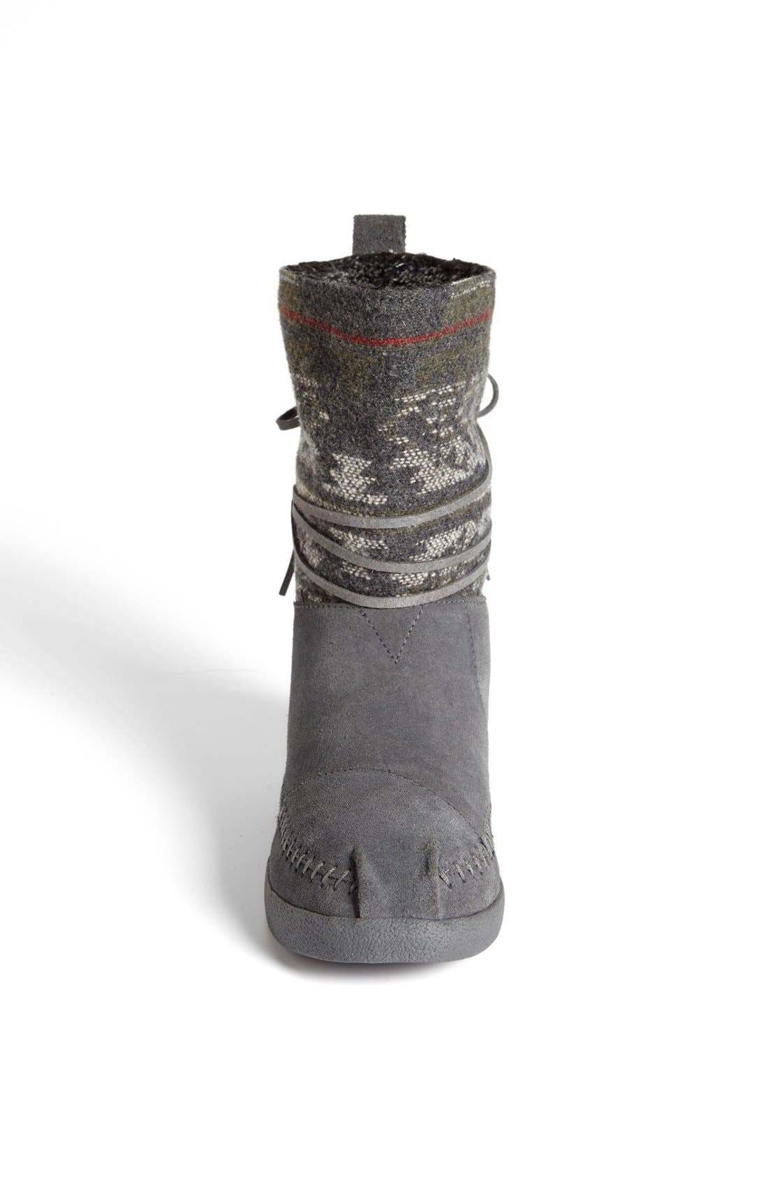 Alternate Image 3  - TOMS 'Nepal - Jacquard' Boot (Women)