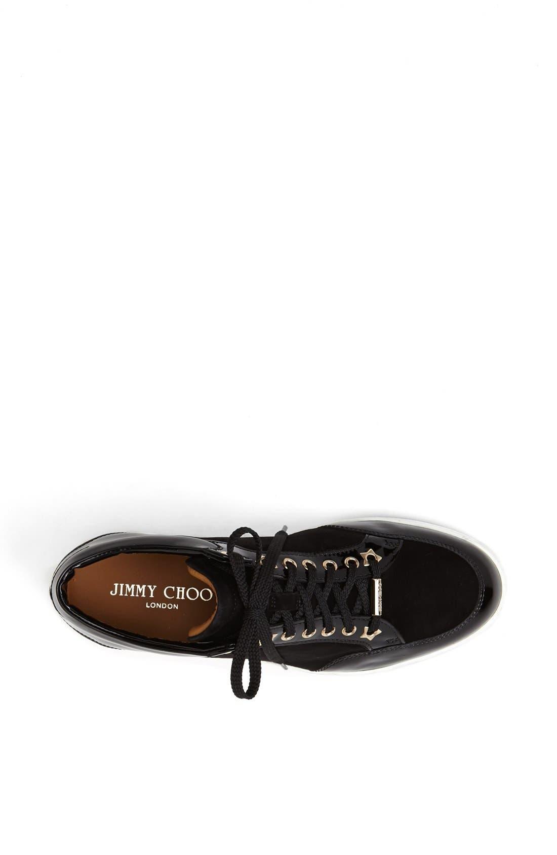 Alternate Image 3  - Jimmy Choo 'Miami' Sneaker