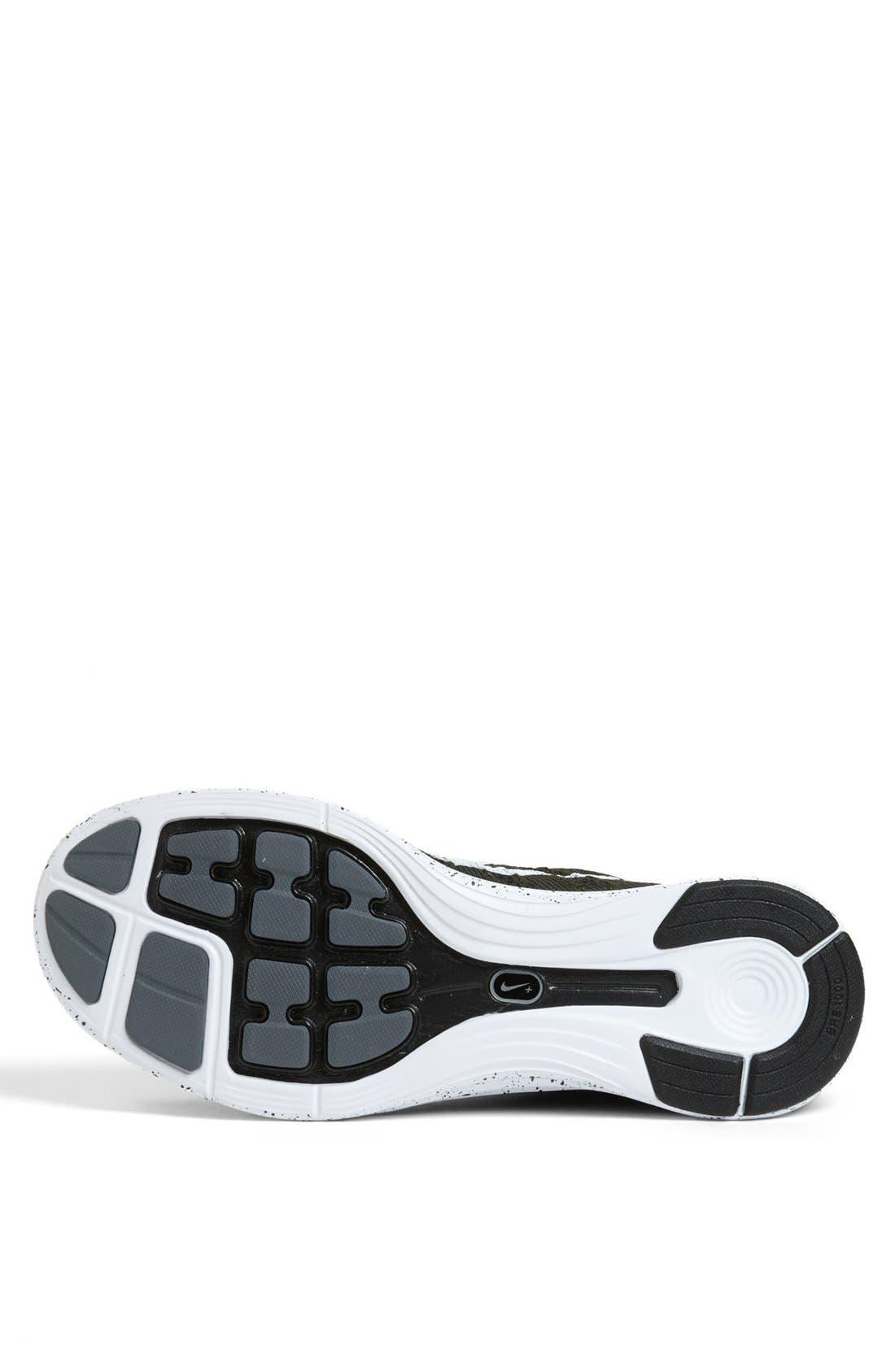 Alternate Image 4  - Nike 'Flyknit Lunar1+' Running Shoe (Men)
