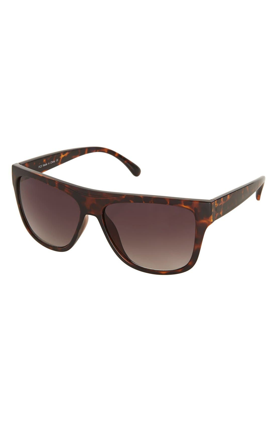 Main Image - Topshop 'The Collection Starring Kate Bosworth' Sunglasses