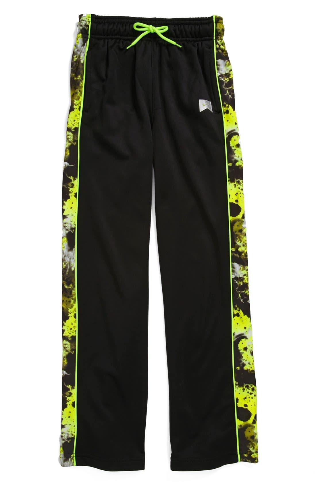 Alternate Image 1 Selected - Nike 'Therma-FIT' Pants (Big Boys)