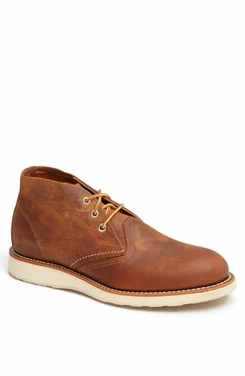 Men's Chukka Boots   Nordstrom