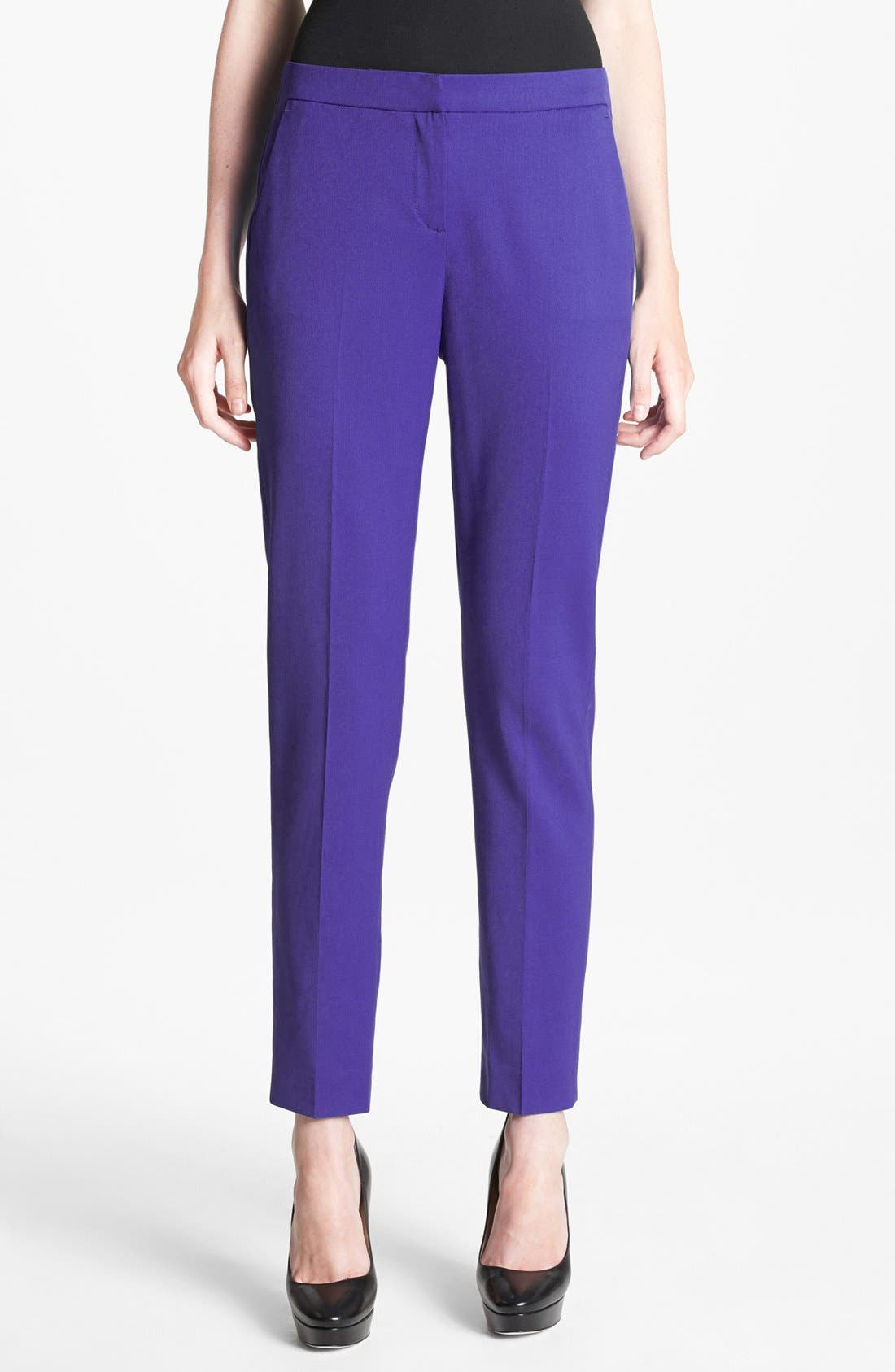 Main Image - The Kooples Stretch Wool Pants