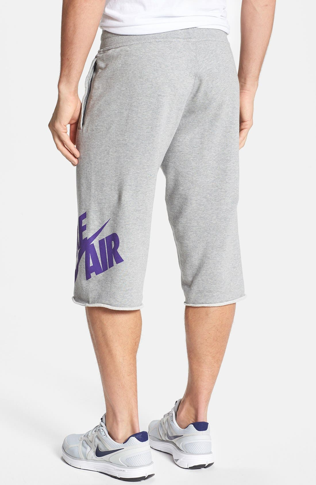 Alternate Image 2  - Nike 'Heritage Pick-Up Game' Basketball Shorts