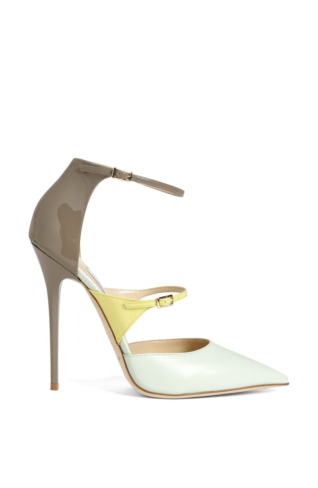 Alternate Image 4  - Jimmy Choo 'Sunday' Ankle Strap Pump