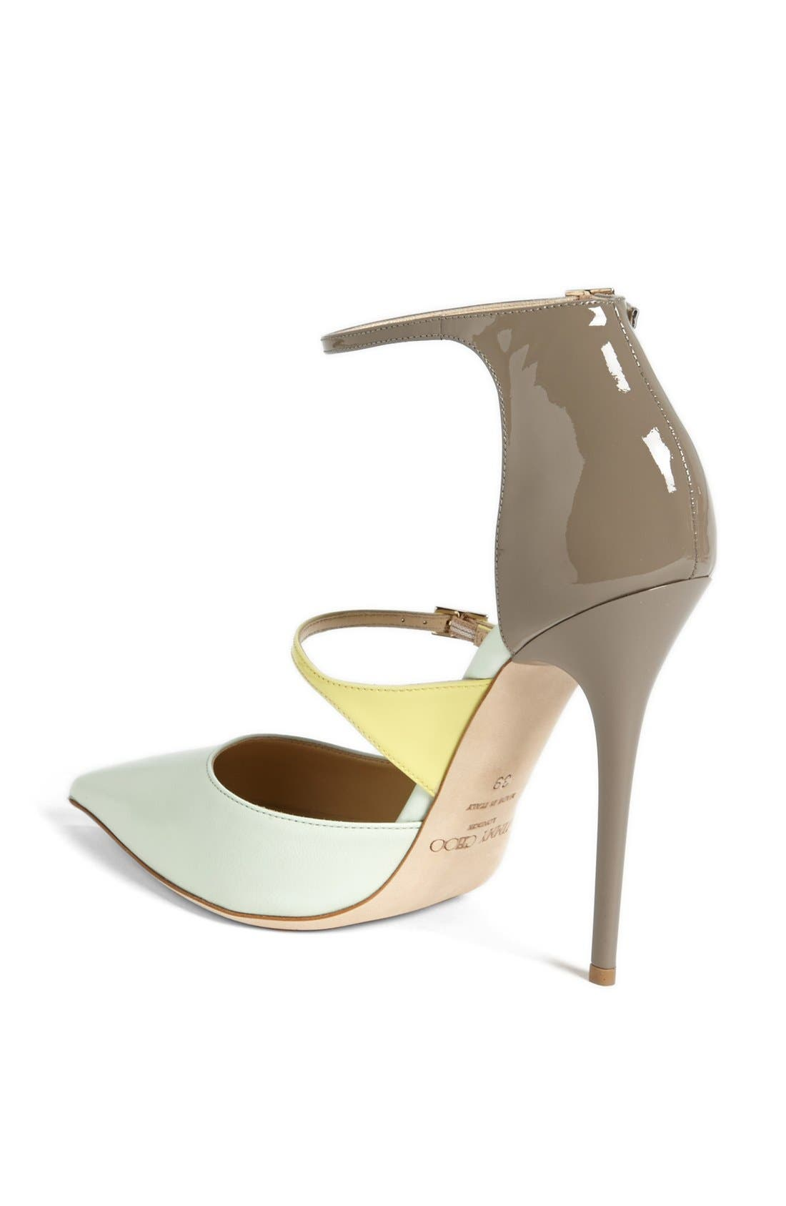 Alternate Image 2  - Jimmy Choo 'Sunday' Ankle Strap Pump