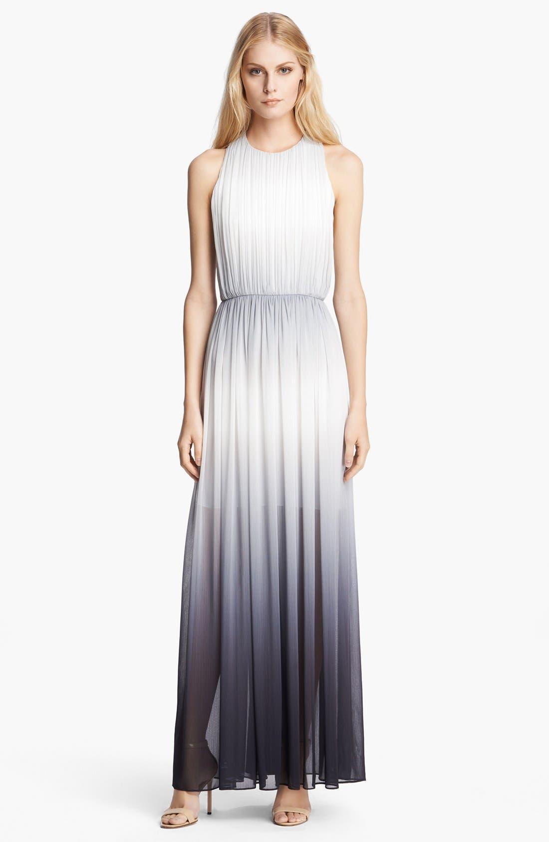 Alternate Image 1 Selected - Alice + Olivia 'Jinny' Gathered Dress