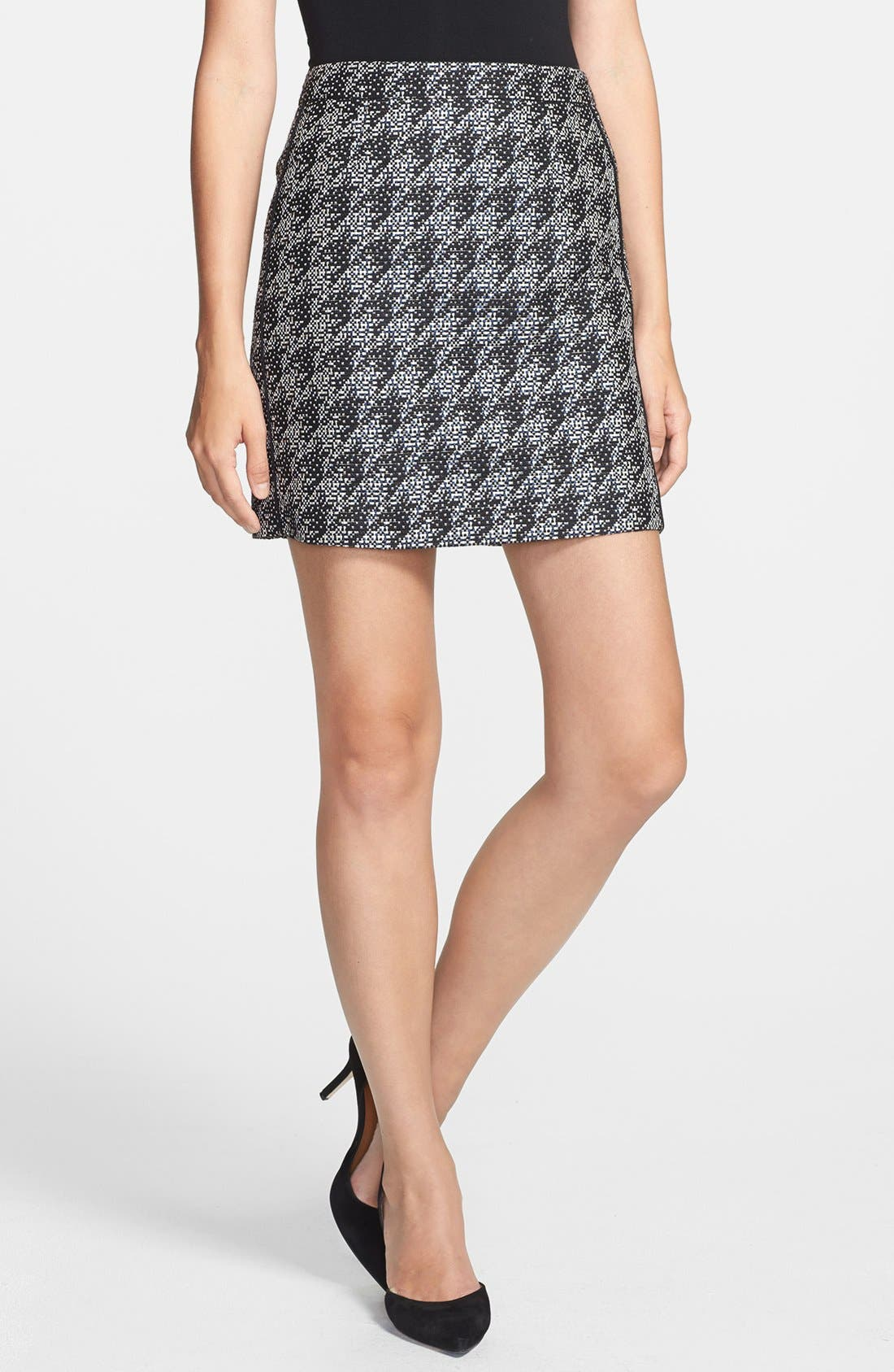 Alternate Image 1 Selected - MARC BY MARC JACOBS 'Terence' Jacquard Skirt