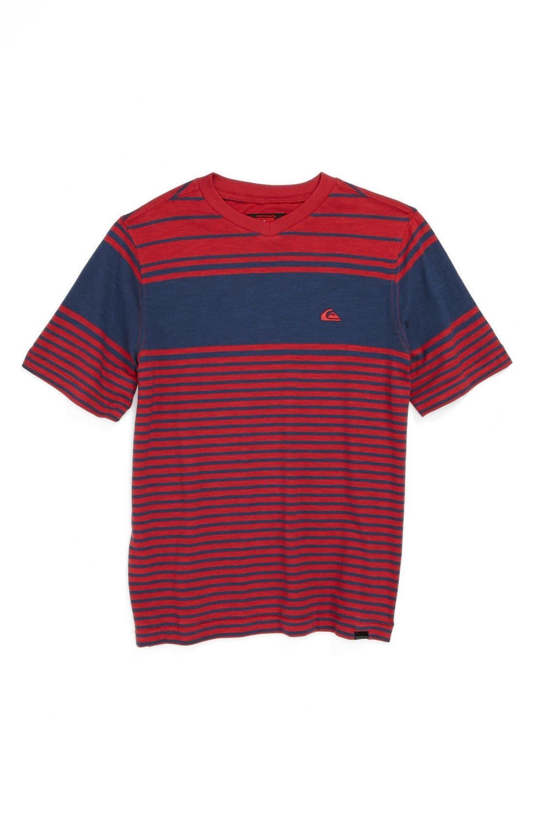 Alternate Image 1 Selected - Quiksilver 'Vert Shoe By' T-Shirt (Little Boys & Big Boys)
