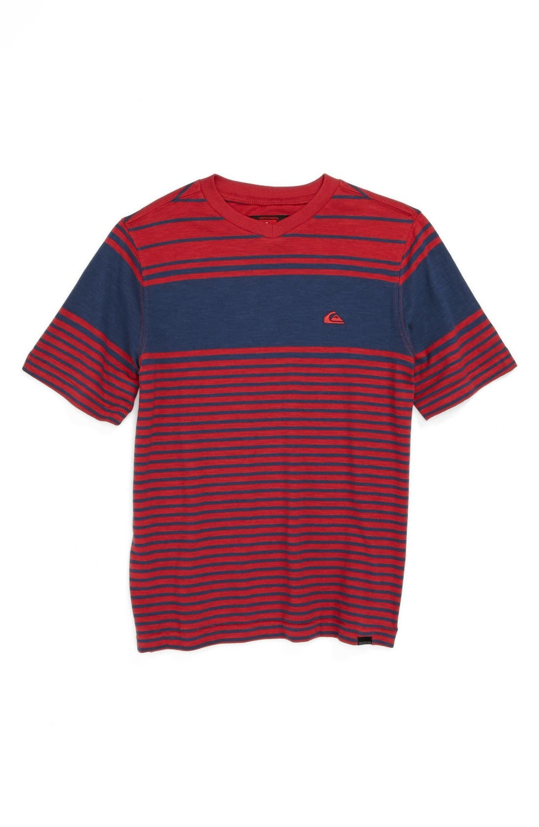 Main Image - Quiksilver 'Vert Shoe By' T-Shirt (Little Boys & Big Boys)