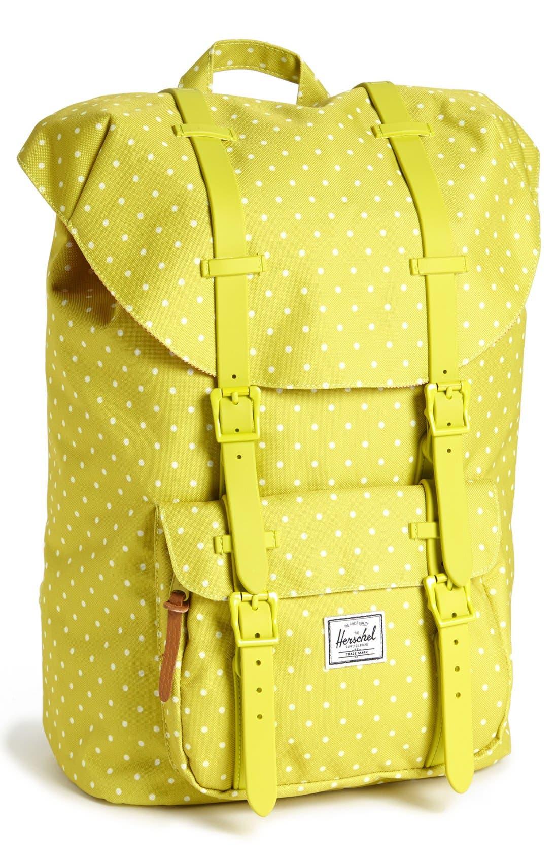 Alternate Image 1 Selected - Herschel Supply Co 'Little America - Mid' Backpack