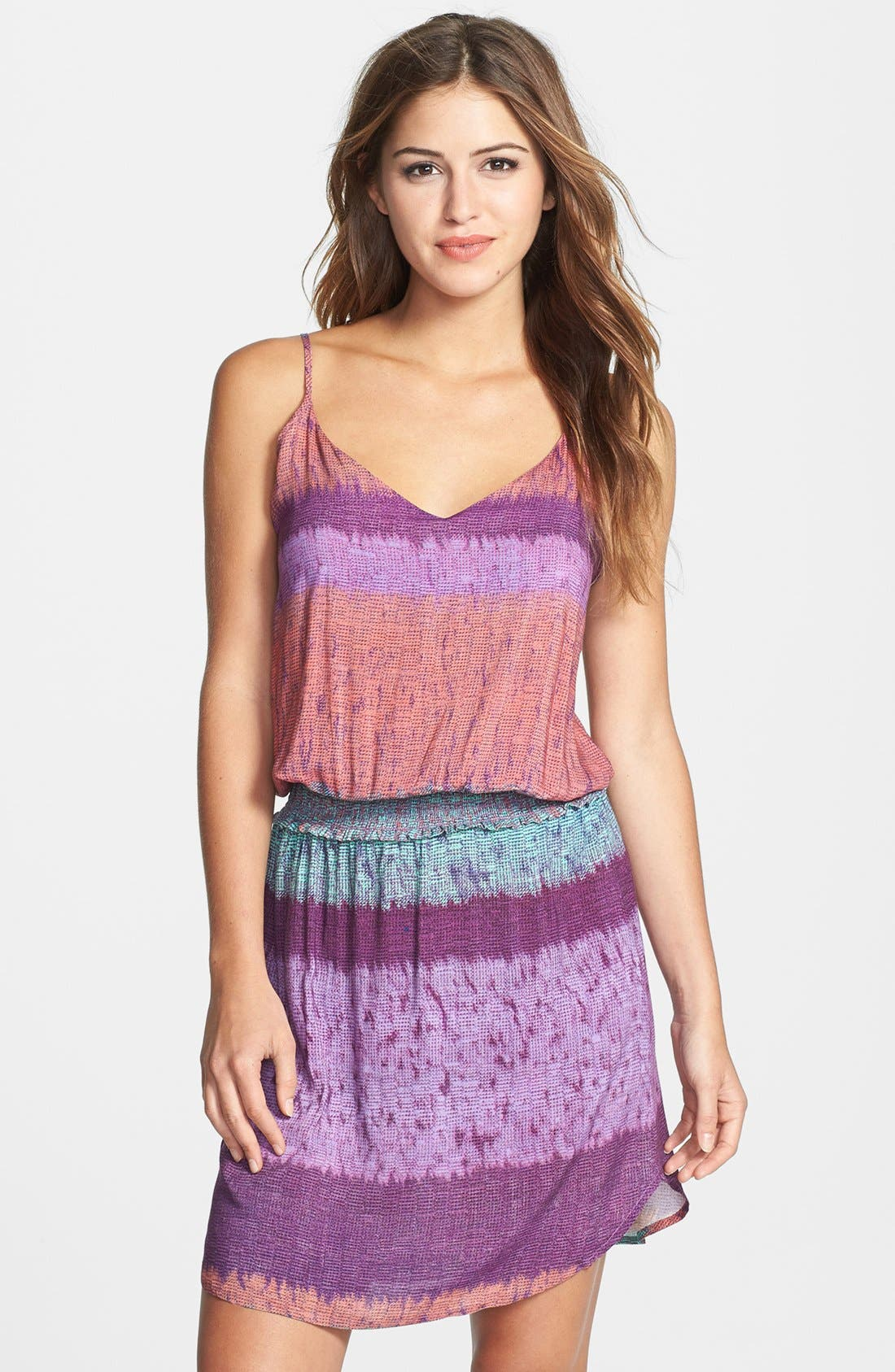 Alternate Image 1 Selected - ViX Swimwear 'Acai Zoe' Cover-Up Dress