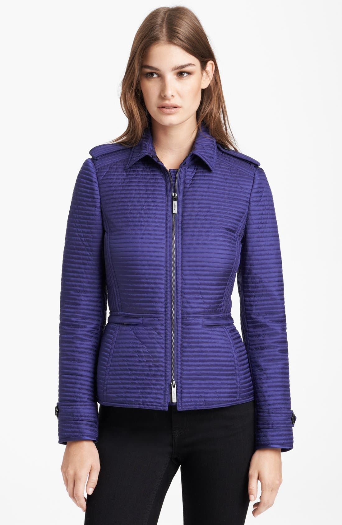 Alternate Image 1 Selected - Burberry London Quilted Puffer Jacket