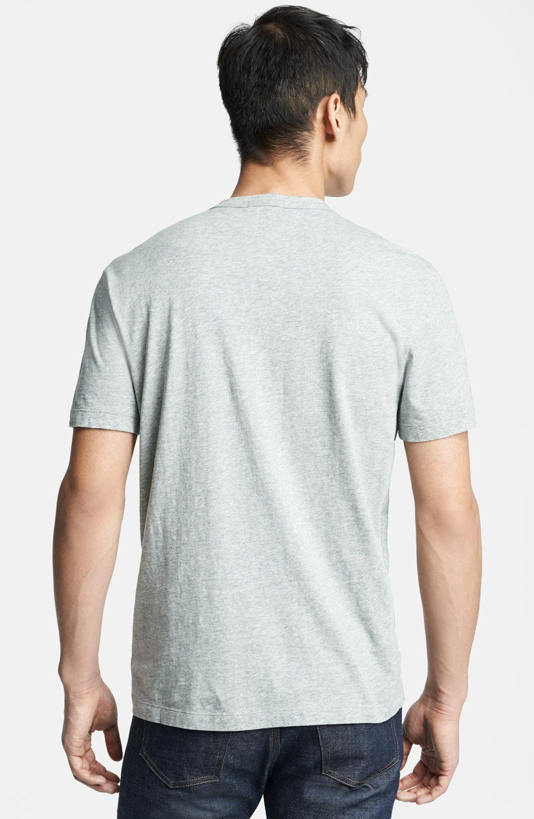Alternate Image 2  - James Perse 'Classic' Crewneck T-Shirt