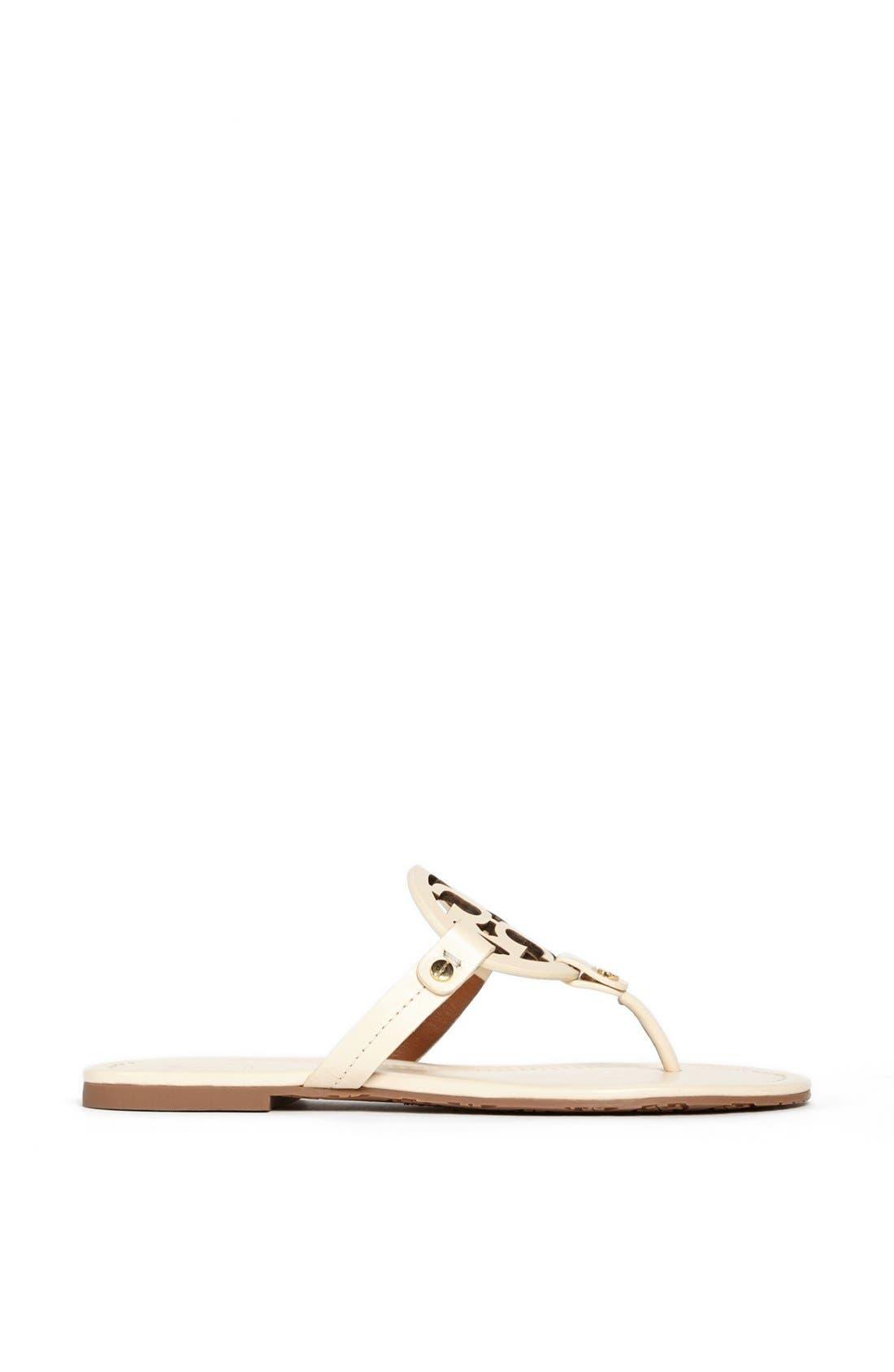 Alternate Image 4  - Tory Burch 'Miller' Thong Sandal