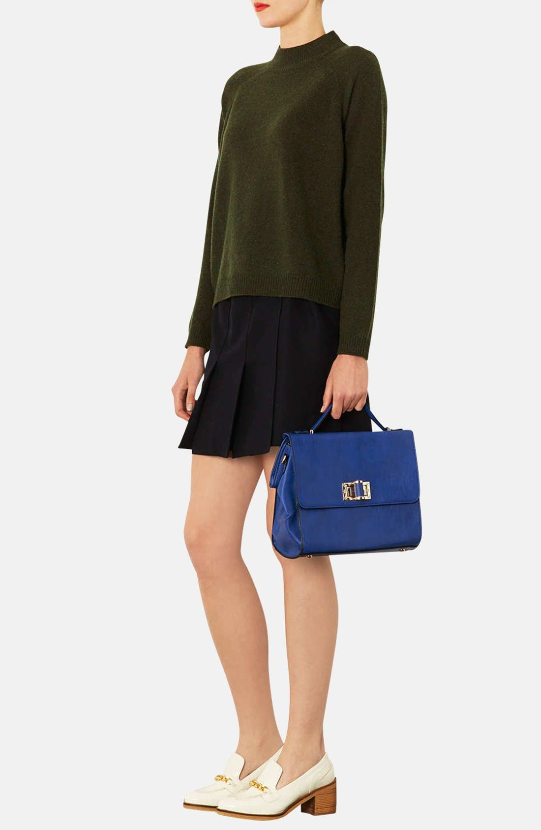 Alternate Image 2  - Topshop 'Margot' Carryall Satchel