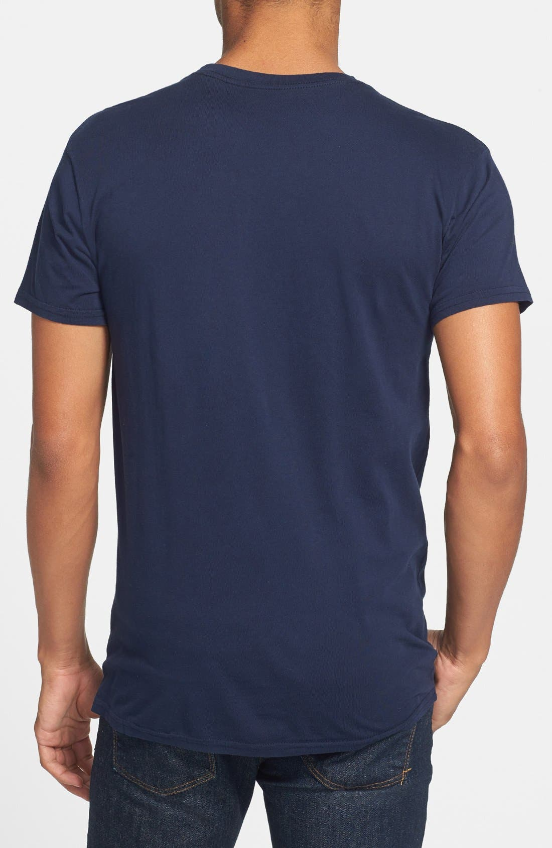 Alternate Image 2  - Retro Brand 'Butler Bulldogs' Team T-Shirt