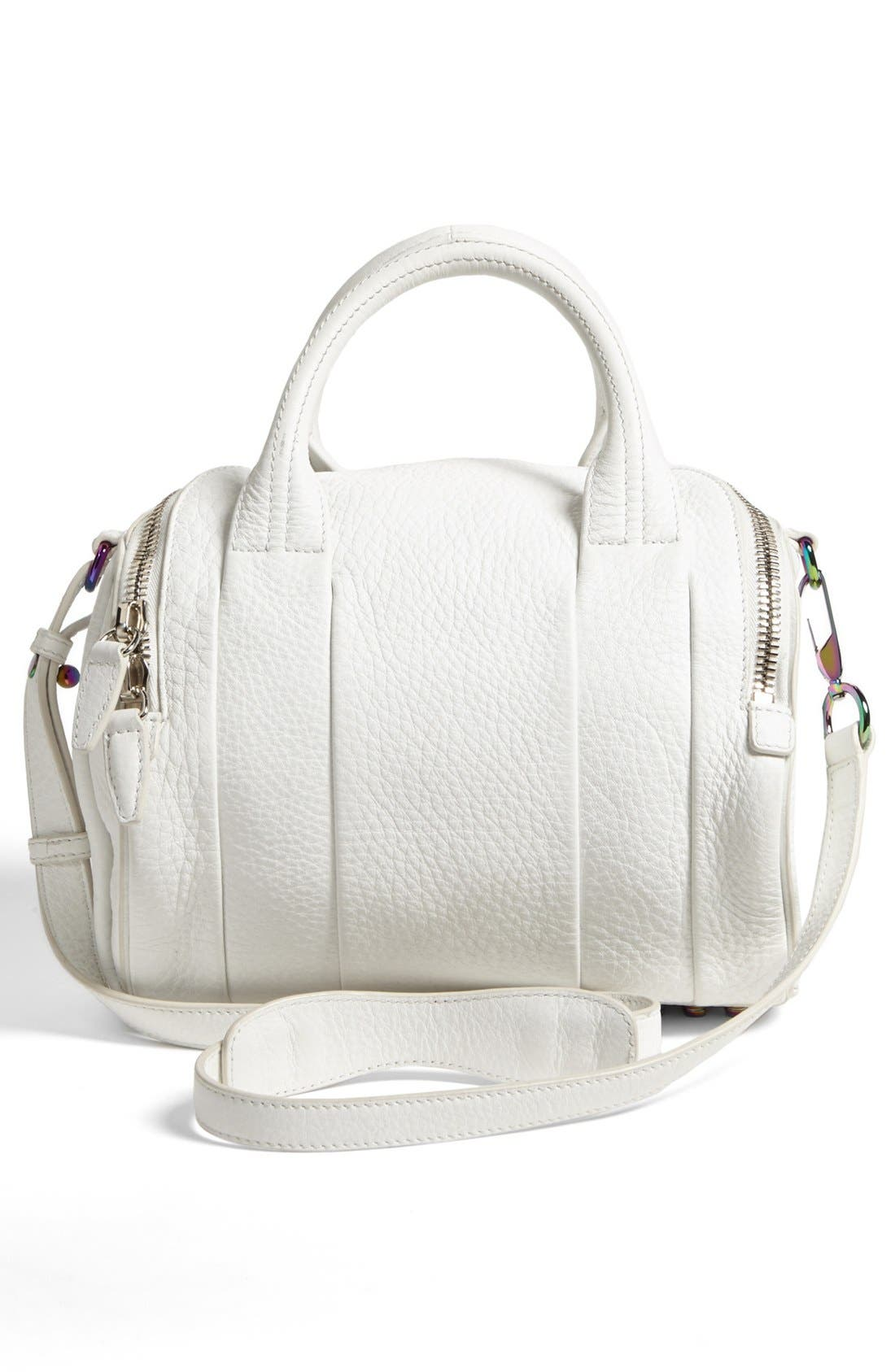 Alternate Image 3  - Alexander Wang 'Rockie - Iridescent' Crossbody Satchel