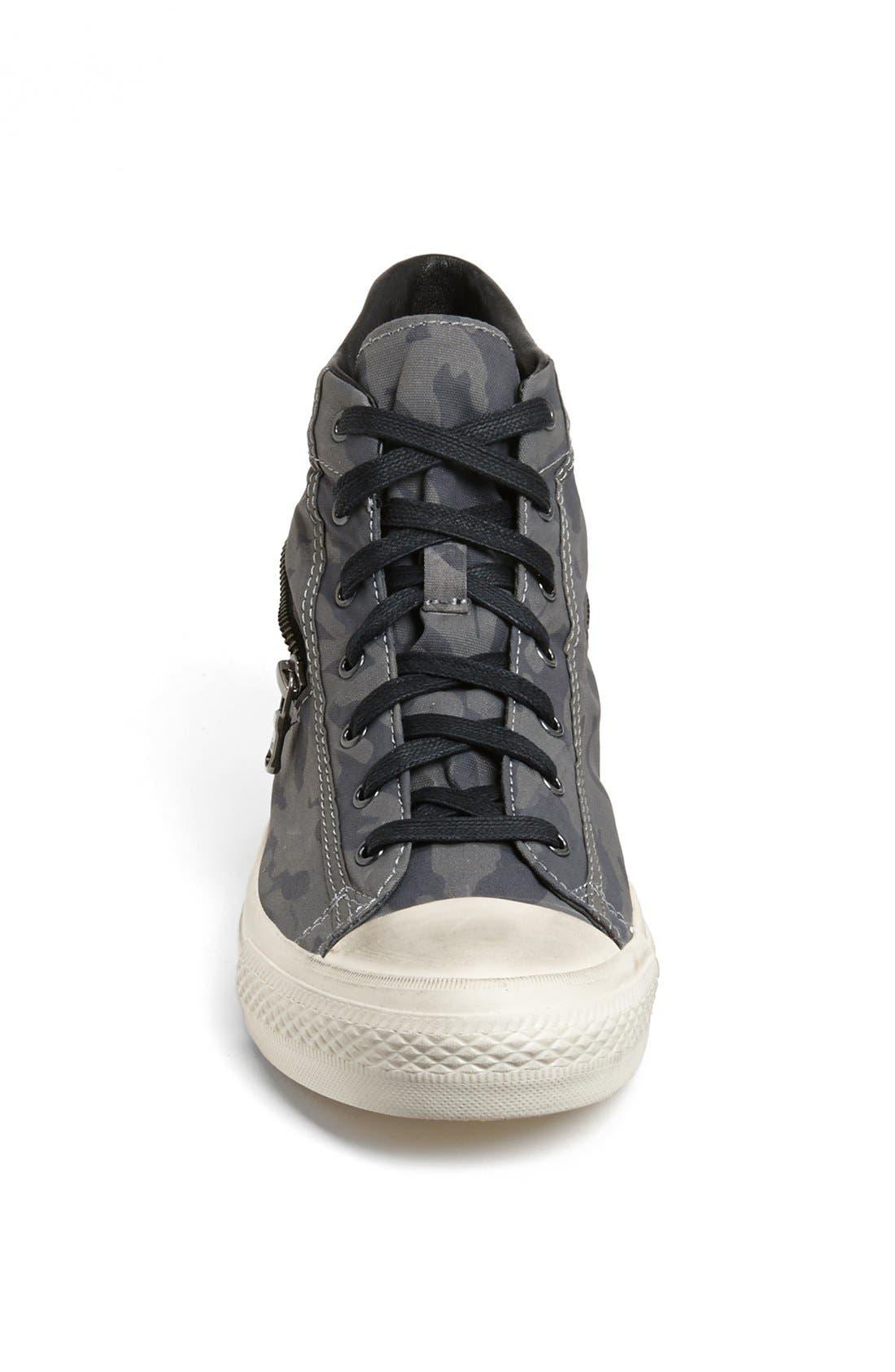 Alternate Image 3  - Converse by John Varvatos Chuck Taylor® Zip Sneaker