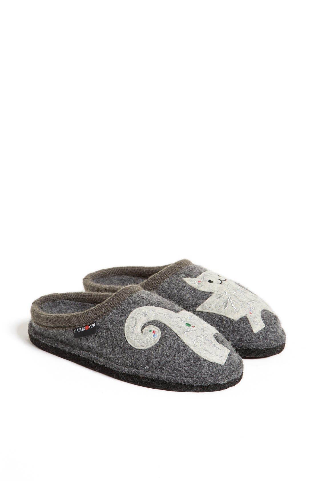 Main Image - Haflinger 'Cat' Slipper