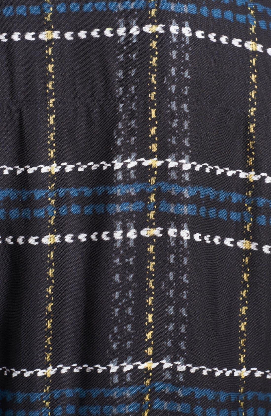 Alternate Image 3  - Marni Check Print Bomber Jacket