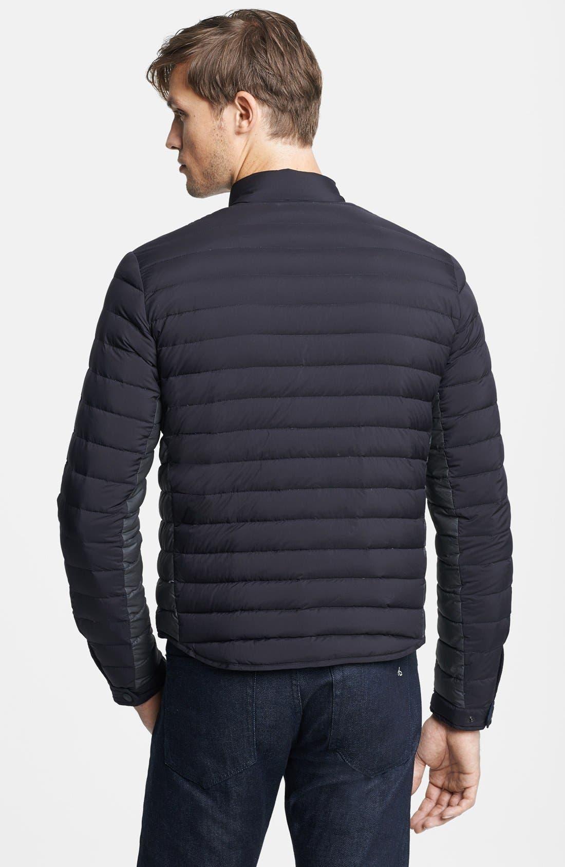 Alternate Image 2  - rag & bone 'Chelsea' Water Repellent Quilted Jacket