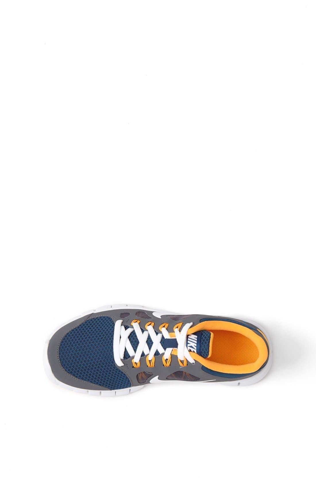 Alternate Image 3  - Nike 'Free Run 5.0' Running Shoe (Big Kid)