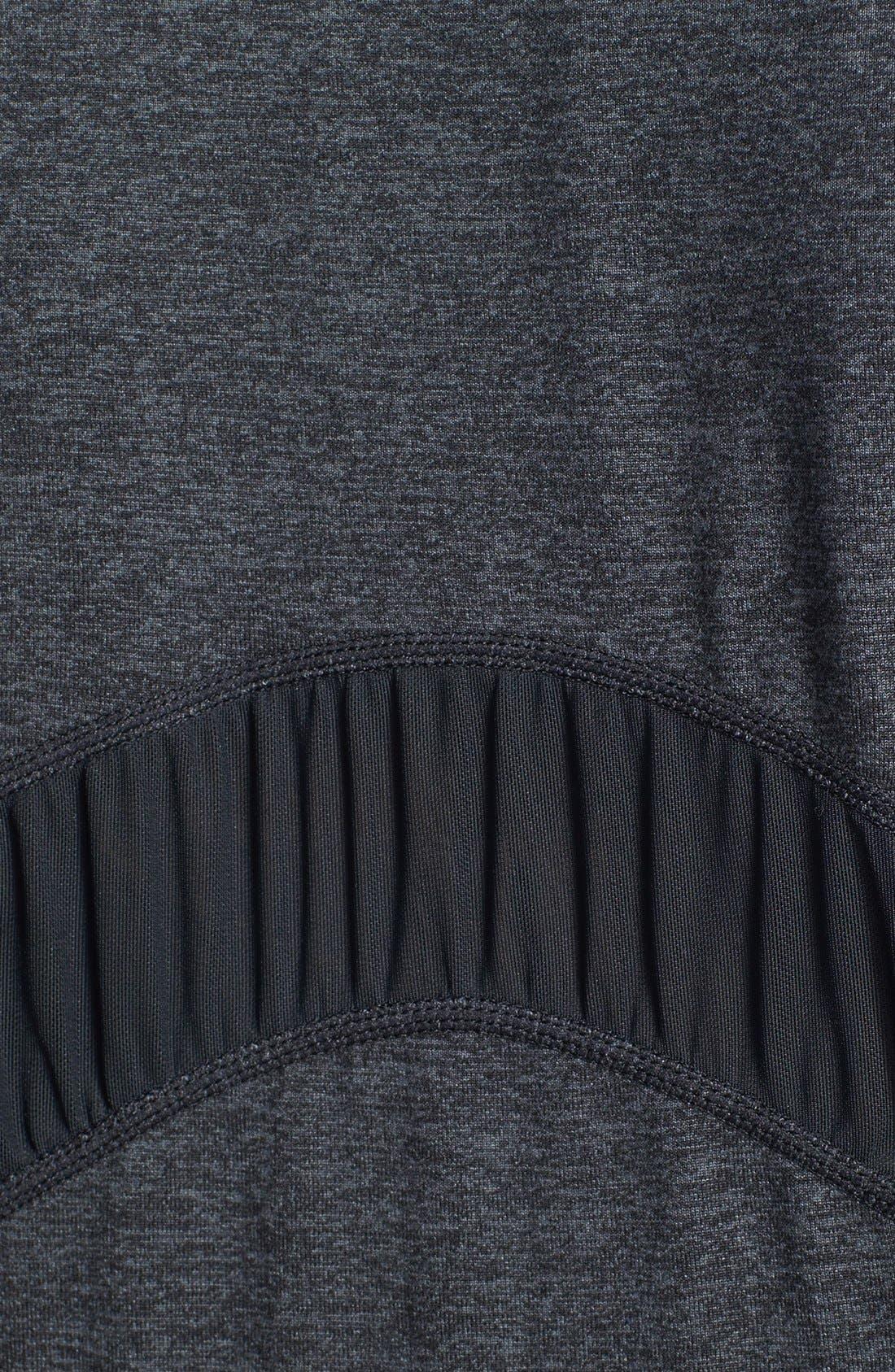 Alternate Image 3  - Zella 'Prism' Cross Dye Jacket (Plus Size)