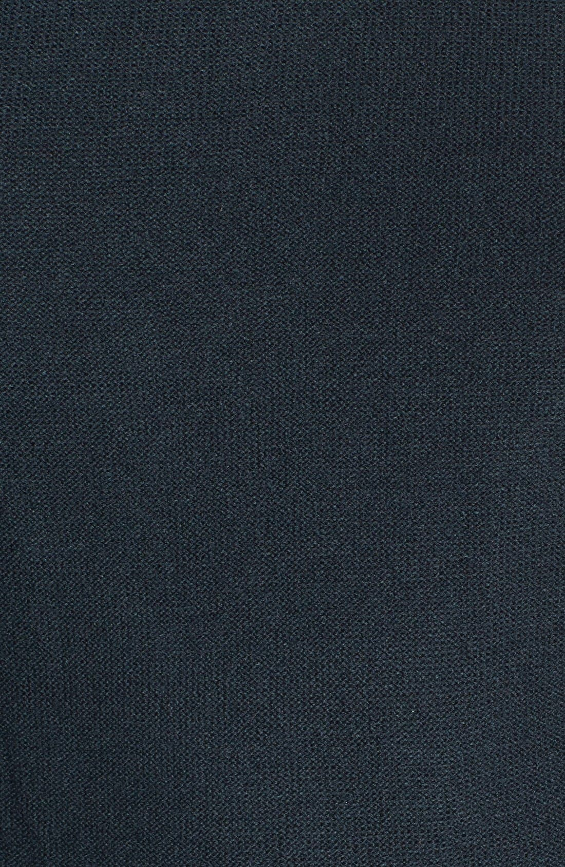 Alternate Image 3  - Tildon Open Back Mixed Knit Sweater
